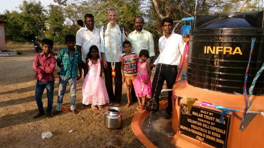 Eachamballam, the new well